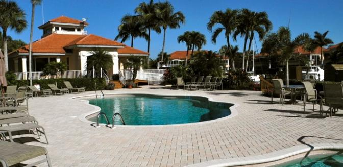 Windstar Naples Bay FL Swimming Pool Amenities