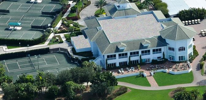 Windstar Naples Bay FL Tennis And Clubhouse