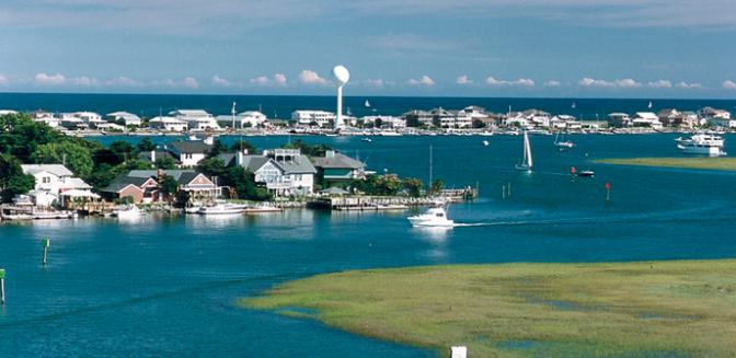Wrightsville Beach Waterfront Homes