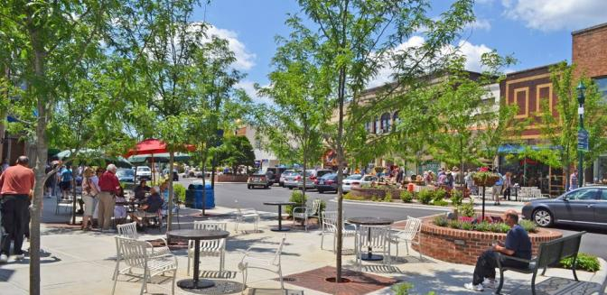 Best Small Towns In NC
