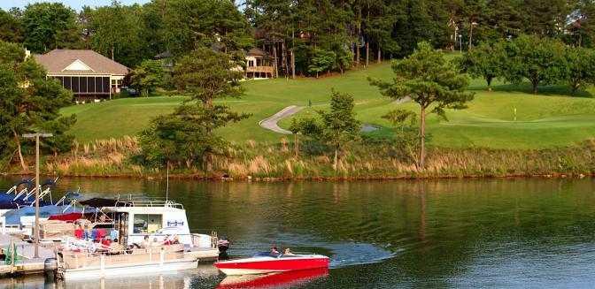 Lake Property For Sale In Tennessee