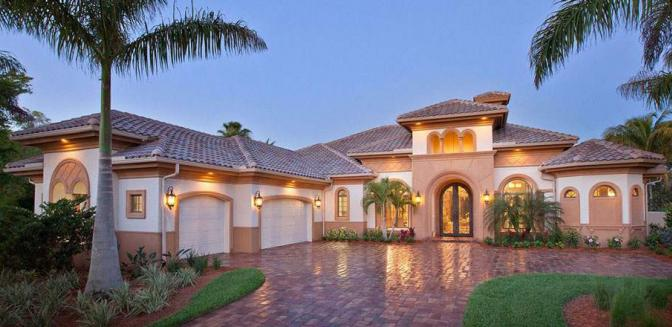 New Home Builders Naples FL Fiddlers Creek
