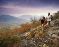 Balsam Mountain Preserve Hiking Trails
