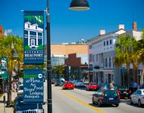 Beaufort South Carolina Downtown