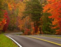 Dahlonega GA Mountain Roads