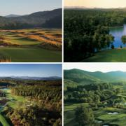 The Cliffs luxury residential mountain and lake club communities