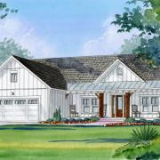 Logan Homes Farmhouse Elevations