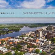 Site of River Place in Wilmington North Carolina